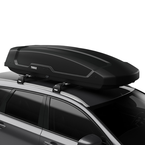 Thule 6358b Force XT-XL Matte Black Cargo Box for Car Roof Racks