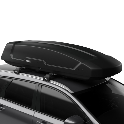 Thule Force XT-XXL 6359b Matte Black Cargo Box for Car Roof Racks