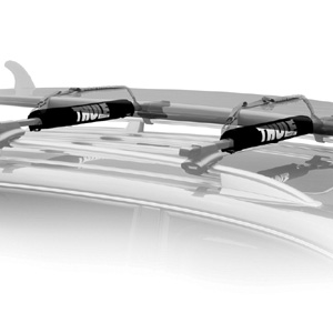 Thule 24 Rack Pads 802 804 for Surfboards, SUPs Stand-Up Paddleboards, Windsurfers, Pair