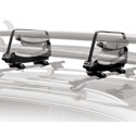 Thule Double Decker 809 Locking 2 Surfboard Carrier Racks, New Returned Item 25% Off