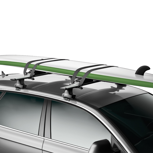 Thule SUP Shuttle 811xt Stand Up Paddleboard Carriers for Car Roof Racks, Reboxed 20% Off