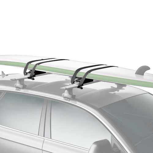 Thule SUP Shuttle 811xt Stand Up Paddleboard Carriers for Car Roof Racks