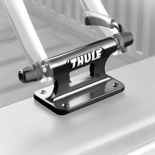 Thule Low Rider 821 Fork Block Pickup Truck Bike Carrier Bicycle Racks