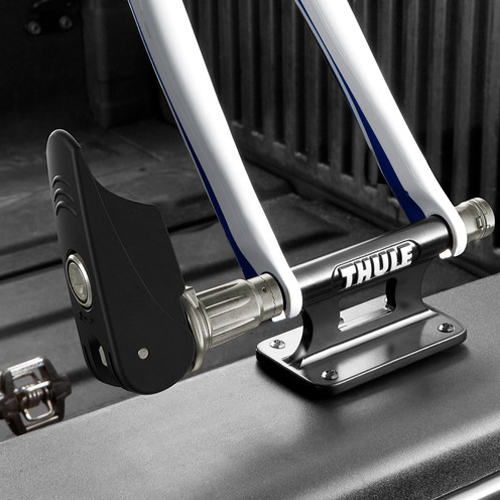 Thule 821xtr Locking Low Rider Fork Block Bike Bicycle Racks