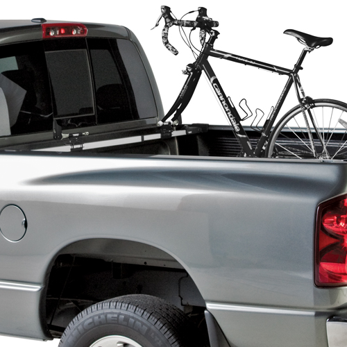 Thule Bed Rider 822xtr Telescoping Pickup Truck Bicycle Racks