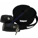 Thule 10 Foot Locking Cargo Straps 832 with Steel Inner Cables