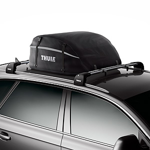 Thule 868 Outbound 13 Cubic Foot Cargo Bag Luggage Carrier for Car Roof Racks