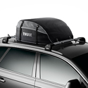Thule 869 Interstate 16 Cubic Foot Cargo Bag Luggage Carrier for Car Roof Racks