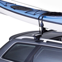 Thule HydroGlide slide-through Kayak Saddles 875xt for Roof Racks