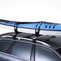 Thule Set-To-Go Roof Rack Kayak Saddles 878xt