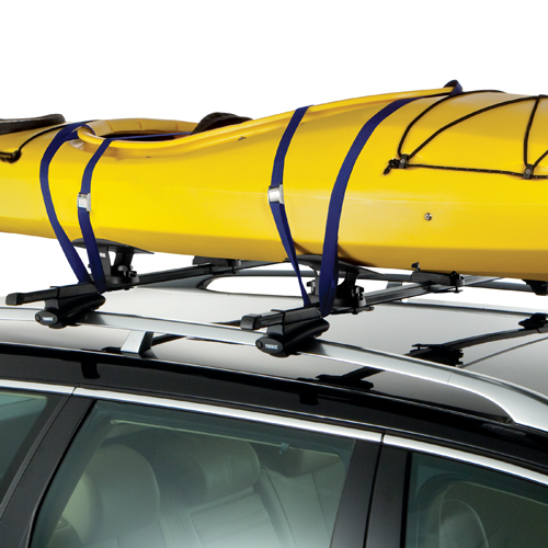 Thule Top Deck 881 Kayak Saddles for Car Roof Racks