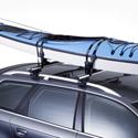 Thule 883 Glide and Set Kayak Carrier for Car Roof Racks