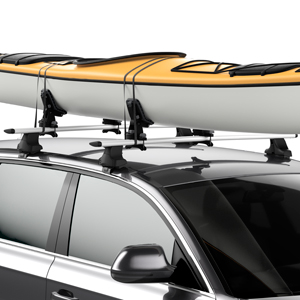 Thule DockGrip 895 Kayak and SUP Carrier for Car Roof Racks, 25% off Store Display