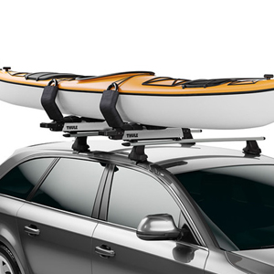 Thule 898 Hullavator Pro Lift Assist Kayak Carrier for Car Roof Racks