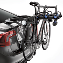 Trunk and Hatch Mounted Bicycle Carriers and Bike Racks