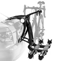 Thule Raceway Platform 2 Bike 9003 Trunk Mounted Bicycle Rack Carrier