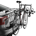Thule Gateway 3 Bike 9007xt Trunk Mount Racks Bicycle Carriers