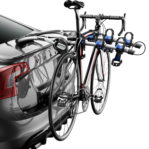 Thule 9010xt Archway 3 Bike Trunk  Racks Bicycle Carriers