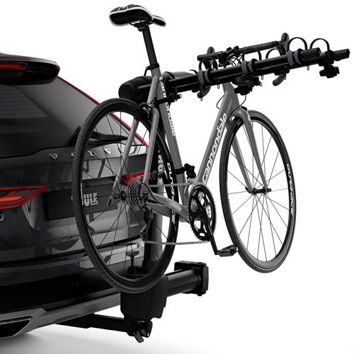 Thule Apex XT 4 Bike 9027xt Swing Away Trailer Hitch Receiver Bicycle Racks and Carriers for 2