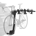 Thule 9030xt Vertex 5 Bike Hitch Bicycle Rack with Integrated Cable Lock,  2 inch Hitches Only