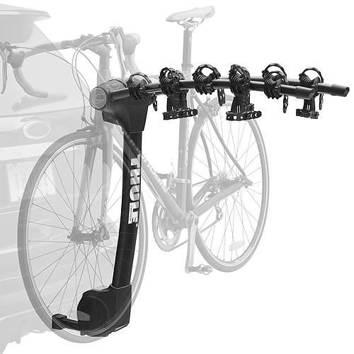 Thule Vertex 5 Bike 9030xt Hitch Bicycle Rack with Integrated Cable Lock for 2