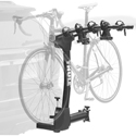 Thule Vertex 4 Bike Swing Away Hitch Mounted Bicycle Rack Carrier 9031 for 2 inch Trailer Hitches, Return Item 25% Off