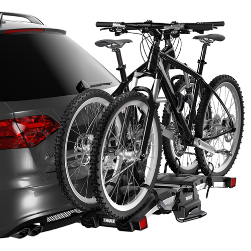 Thule 903202 EasyFold XT E-Bike Platform Style Hitch Bicycle Rack