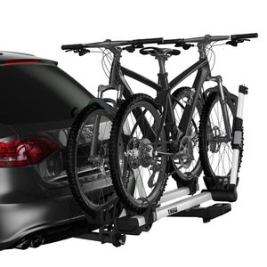 Thule 9034 T2 Pro 2 Bike Platform Style Hitch Bicycle Rack for 2