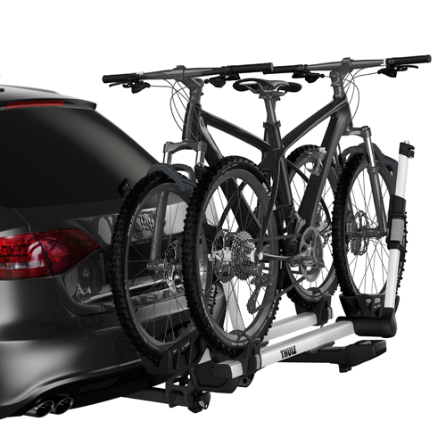 Thule T2 Pro 2 Bike 9034 Platform Style Hitch Bicycle Rack for 2 Receivers