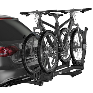 Thule T2 Pro XT 2 Bike 9034xtb Black Platform Style Hitch Bicycle Rack for 2 Receivers, Repackaged 15% Off