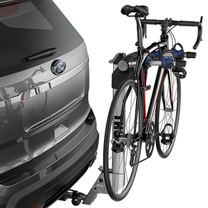Thule Helium Aero Aluminum 2 Bike 9042 Trailer Hitch Receiver Bicycle Racks Carriers