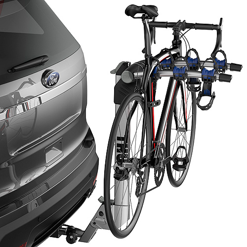 Thule Helium Aero Aluminum 3 Bike 9043 Trailer Hitch Receiver Bicycle Rack, Reboxed 15% Off