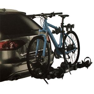Thule 9054 DoubleTrack Pro 2 Bike Platform Style Hitch Bicycle Rack Carrier
