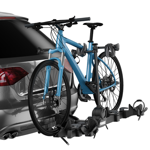 Thule DoubleTrack Pro 2 Bike 9054 Platform Style Hitch Bicycle Rack Carrier, Rebox Item