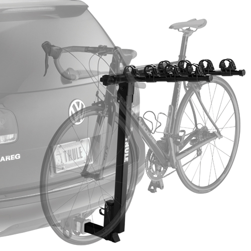 Thule Parkway 4 Bike 2 956 Trailer Hitch Receiver Bicycle Racks and Carriers