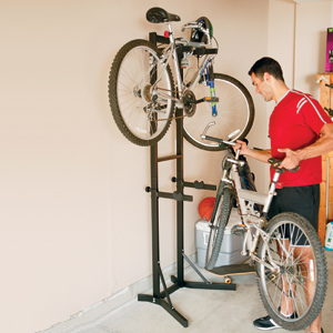 Thule BSTK2 Bike Stacker Storage Racks Hold and Protect 2 Bicycles