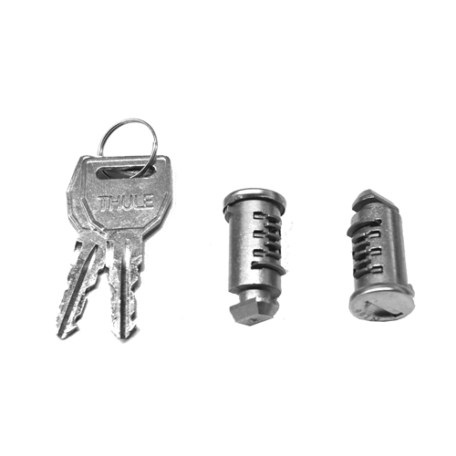 Thule Individual Keyed Alike Bulk Lock and Keys for Racks and Carriers