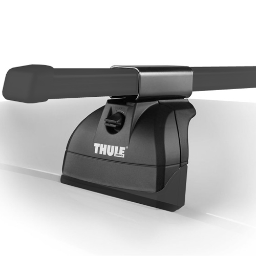 Thule Mitsubishi Outlander Sport with Fixed Points 2011 - 2014 Complete 460 Podium Roof Rack