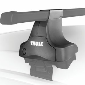 Thule Mitsubishi Raider 4 Door Club Cab 2006 - 2010 Complete 480 Traverse Roof Rack