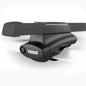 Thule Nissan Frontier 4 Door Crew Cab with Raised Rails 2000-2004 Complete 450 Crossroad Roof Rack