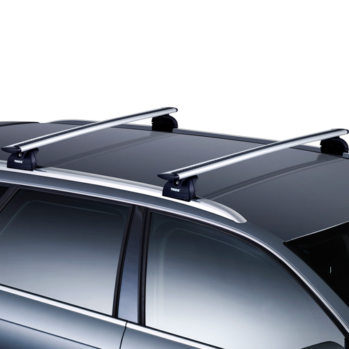 Thule 460r Racks by Car