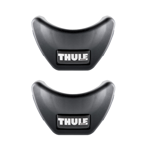 Thule TC2 Bike Tray End Caps for Bike Racks, Pair