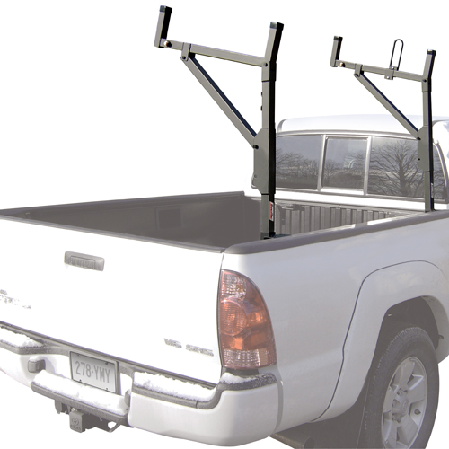 TracRac Contractor Single Sided Steel Truck Ladder Rack 14750