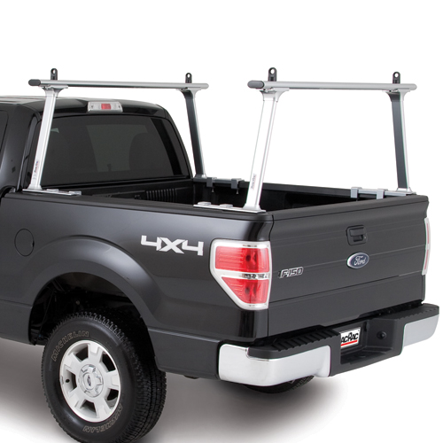 TracRac TracOne 27000-01 Silver 27000b Black Clamp-On Aluminum Pickup Truck Racks