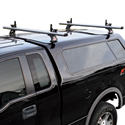 TracRac CapRac Racks 29200 for Fiberglass Pickup Truck Caps, Camper Shells, Toppers