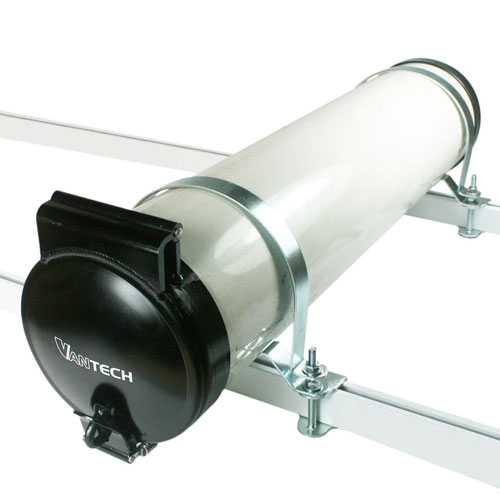 Vantech A40 Aluminum 6 Clamp-on Conduit Carrier