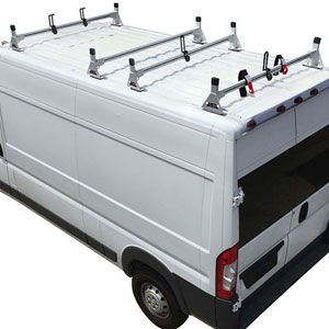 Vantech Dodge Ram Promaster Ladder Racks