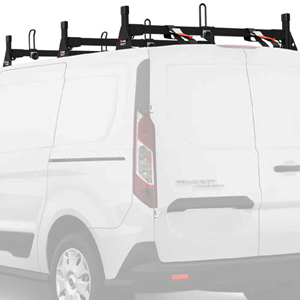 Vantech Ford Transit Connect 2014+ Steel 3 Bar Utility Ladder Racks H1703