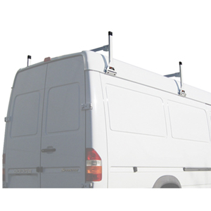 Vantech Sprinter High-top Van Steel 2 Bar Utility Ladder Rack H2152
