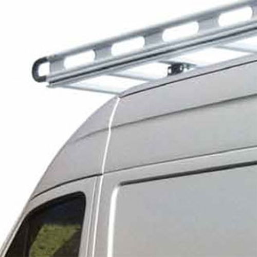 Vantech H2 Sprinter Vans with Tracks 2007+ Aluminum 120 Long 60 Wide Cargo Ladder Rack